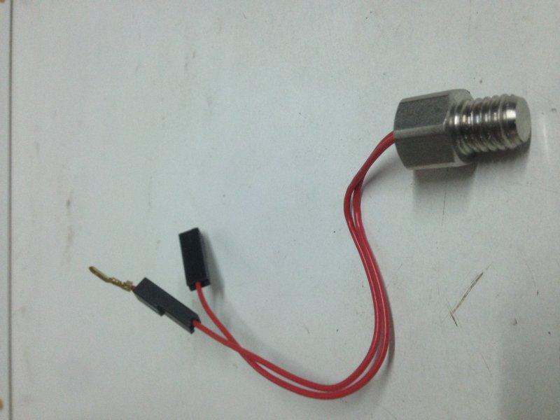 Sonda de temperatura con  NTC Bianchi