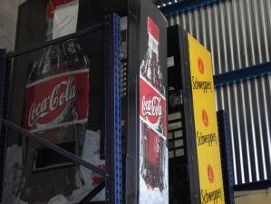 Vendo maquinas de refrescos seminuevas a 800€