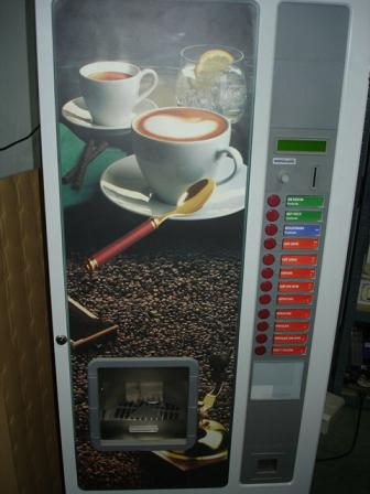 Maquina cafe grano Omnimatic - Aurora GEP-12/4