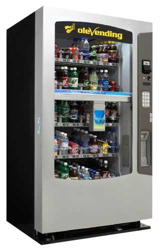 Maquinas de refrescos olevending