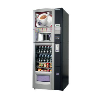 maquina vending refrescos y cafe (mixta)