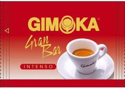 Cápsulas de cafe Gimoka Gran Bar