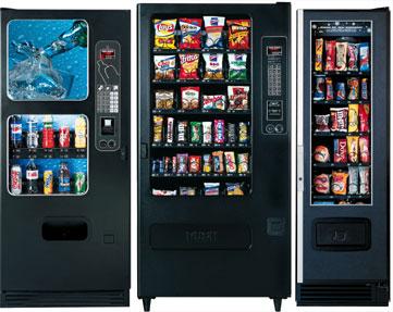 Por cese de negocio, 20 maquinas vending a 1000e