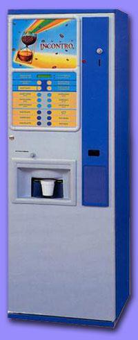 Máquina Vending Alice Club Incontro