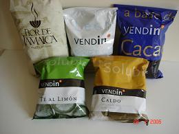 Disponemos de todo tipo de consumibles para el Vending