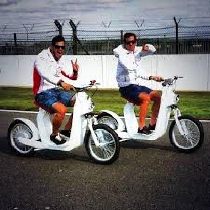 Alquiler motos electricas