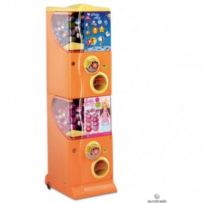 VENDO  , Explotacion de maquinas infantiles bolas de regalo  funcionando y garatizada