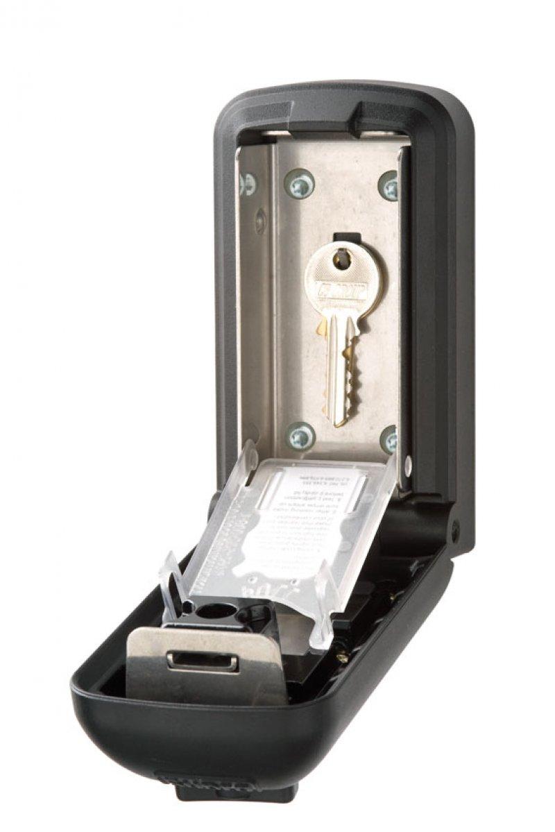 Caja guarda llaves por combinaci贸n de alta seguridad. Supra P500