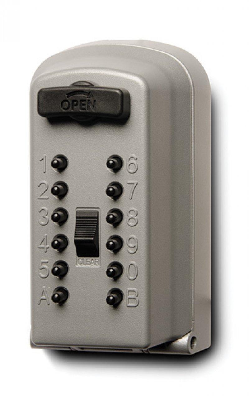 Caja Kidde KeySafe Pro K5 de calidad profesional. Incluye cubierta protectora