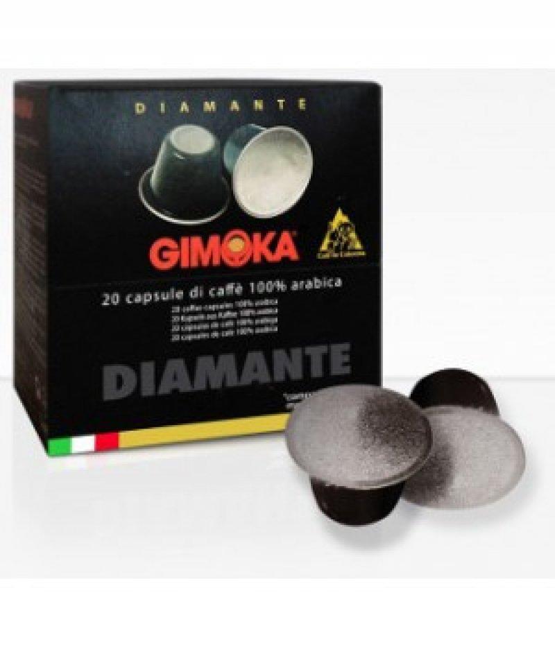 Capsula Gimoka Diamante - compatible nespresso