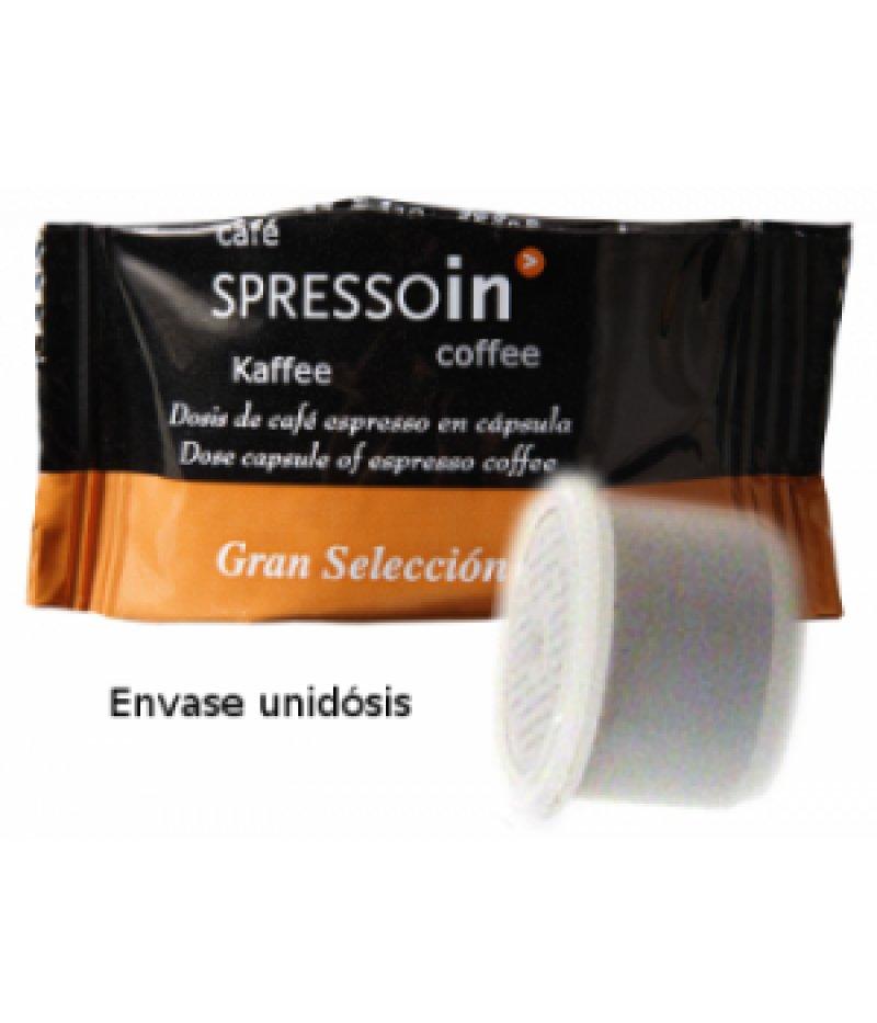 Capsulas Café SPRESSOIN GRAN SELECCION compatibles con LAVAZZA SPRESSO POINT