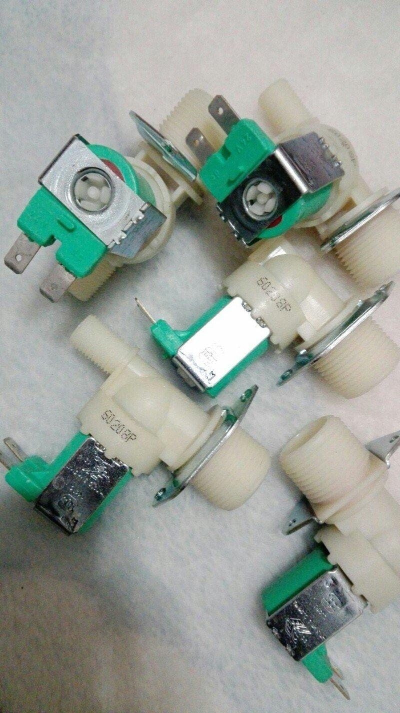 Ev. entrada agua EL-VALV.E-ACQUA 24V DC.