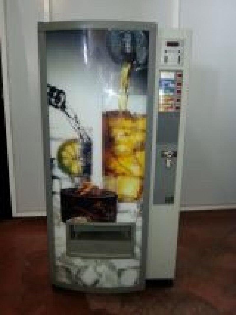 Expendedora Refresco Vending
