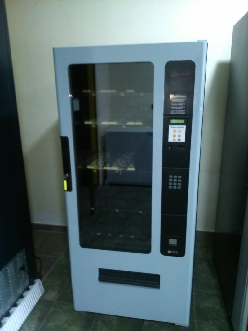 Expendedora Vending FAS Young