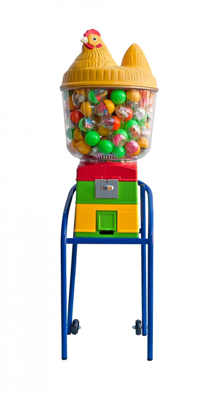 Explotacion  de Maquinas de chicles , bolas , pinball