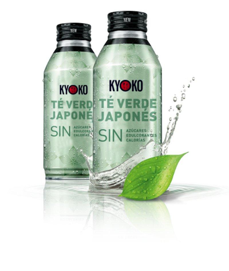 kyoko te Verde Japones 100% Natural sin azucar