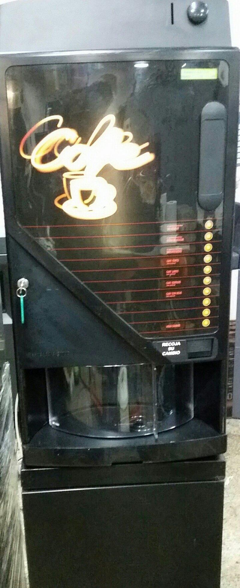 Maquina cafe grano Rhea