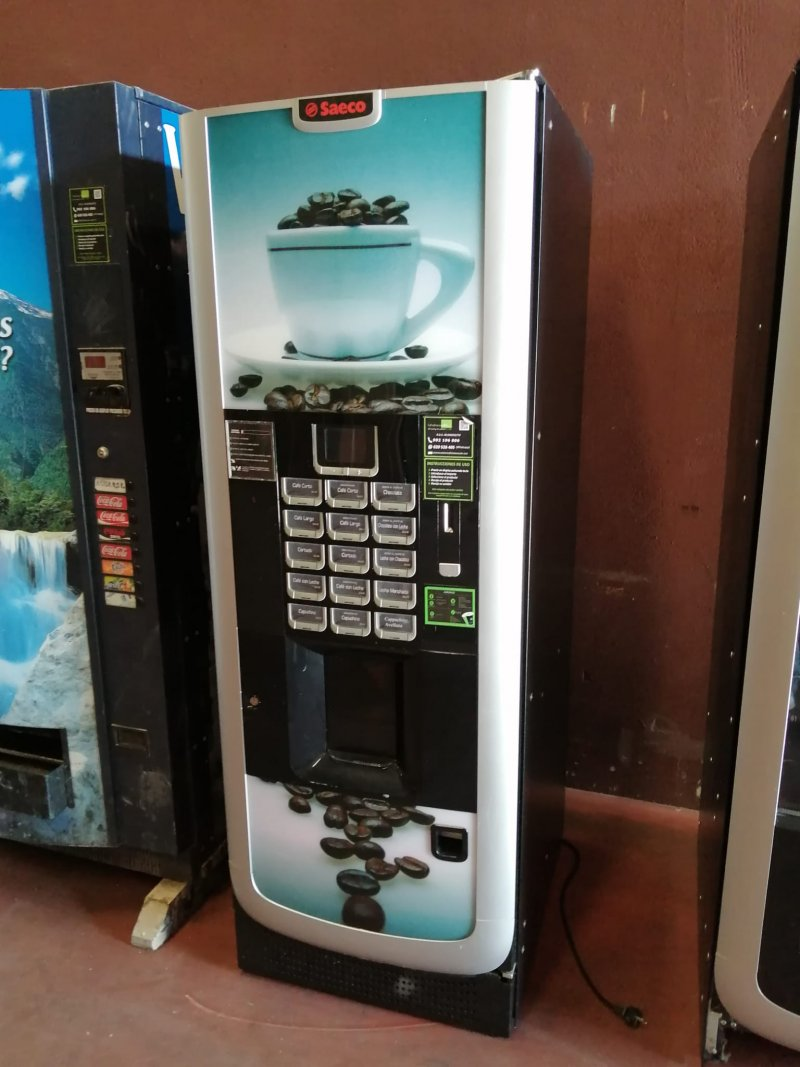 Máquina de Café Atlante de Saeco