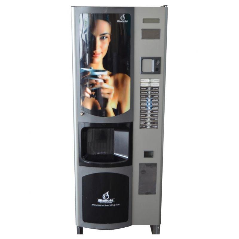 Maquina de cafe Bianchi BVM 951 (1500servicios de cafe de regalo)