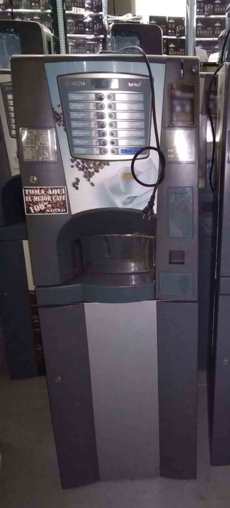 MÁQUINA DE CAFÉ EN GRANO BRIO