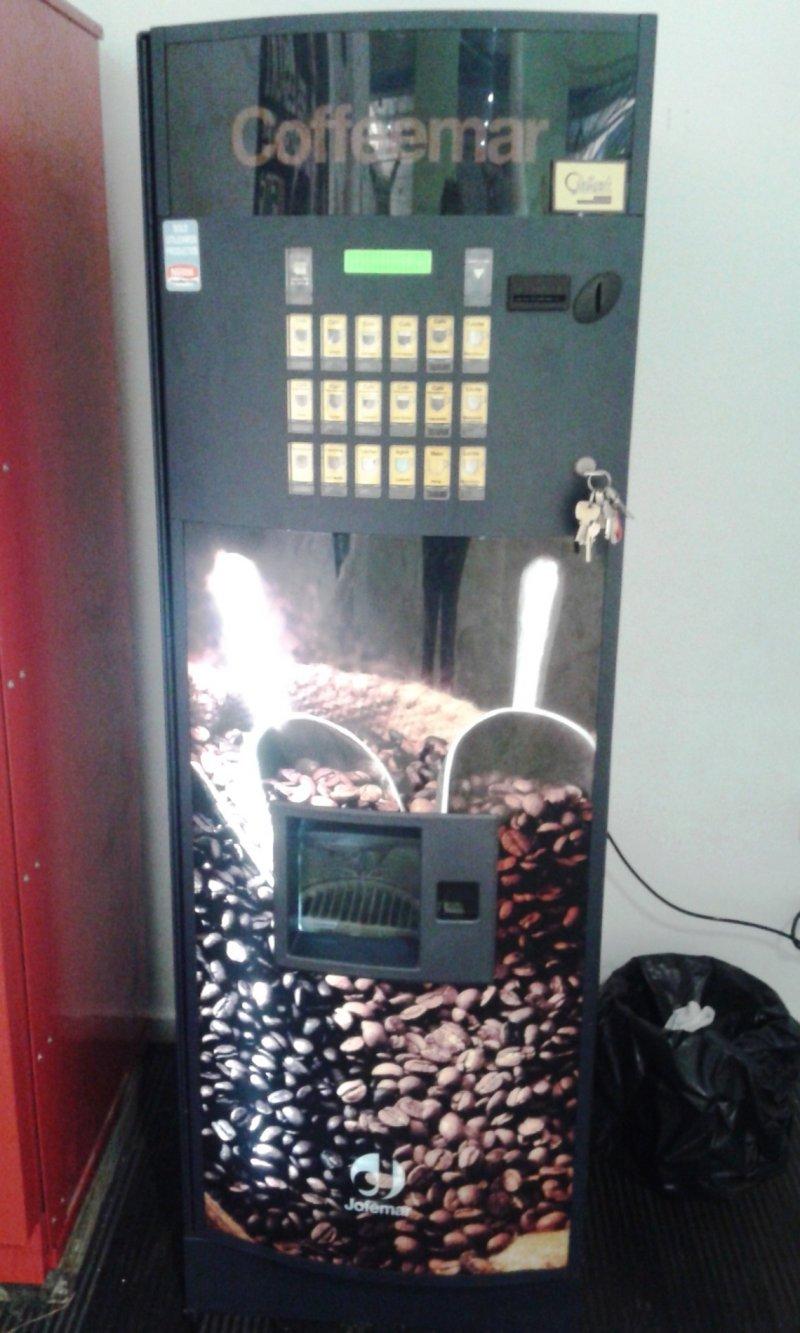 maquina de cafe ,ocasion, jofemar g500