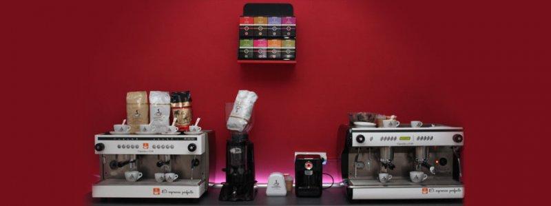 Maquina de cafe para hostelería
