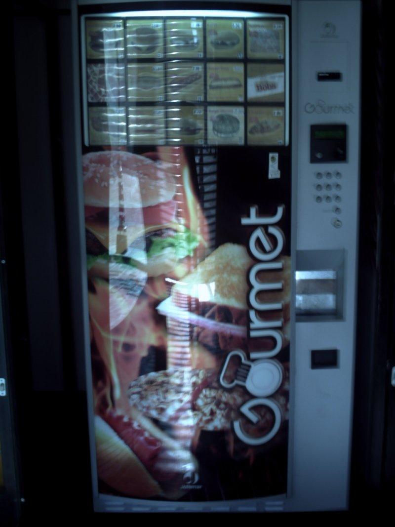 Máquina de comidas calientes Gourmet de Jofemar