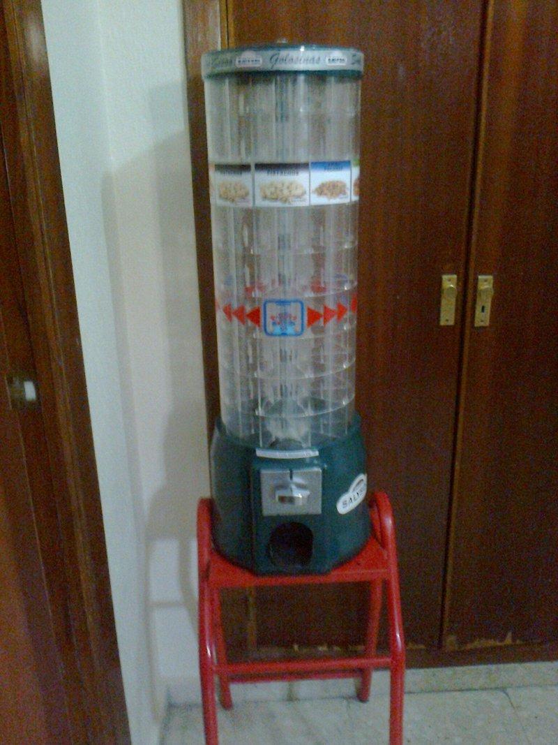 maquina de fruto secos