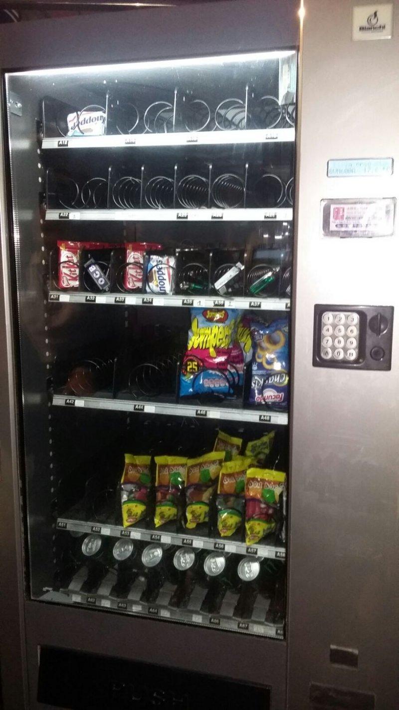 maquina de vending Bianchi BVM 681