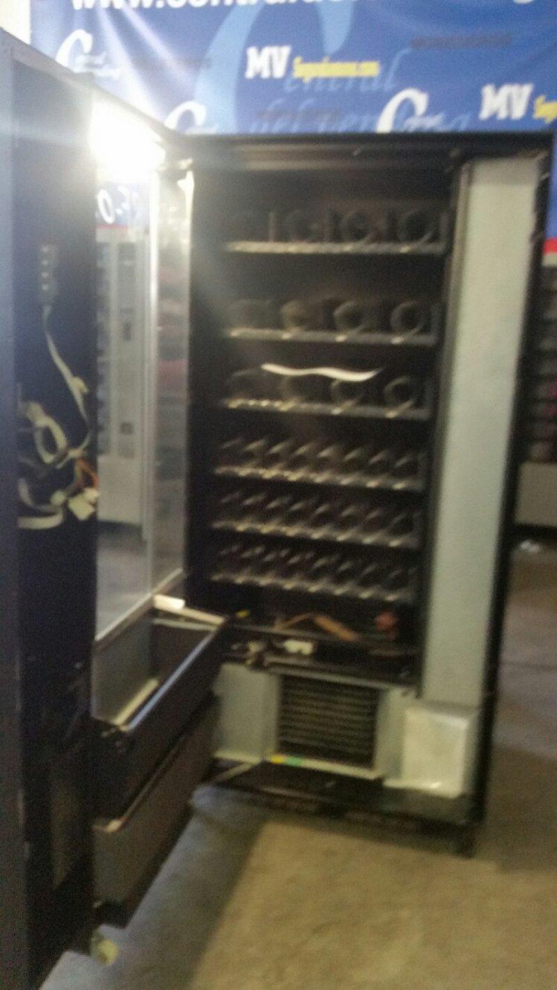 maquina vending azkoyen palma Hz87