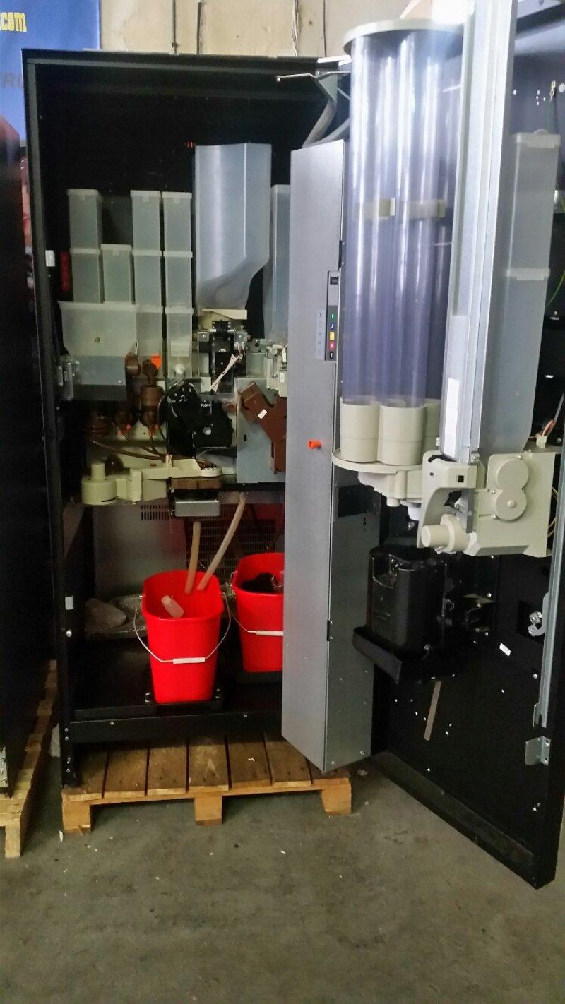 Maquina vending de cafe saeco atlante de cafe espreso y capsulas