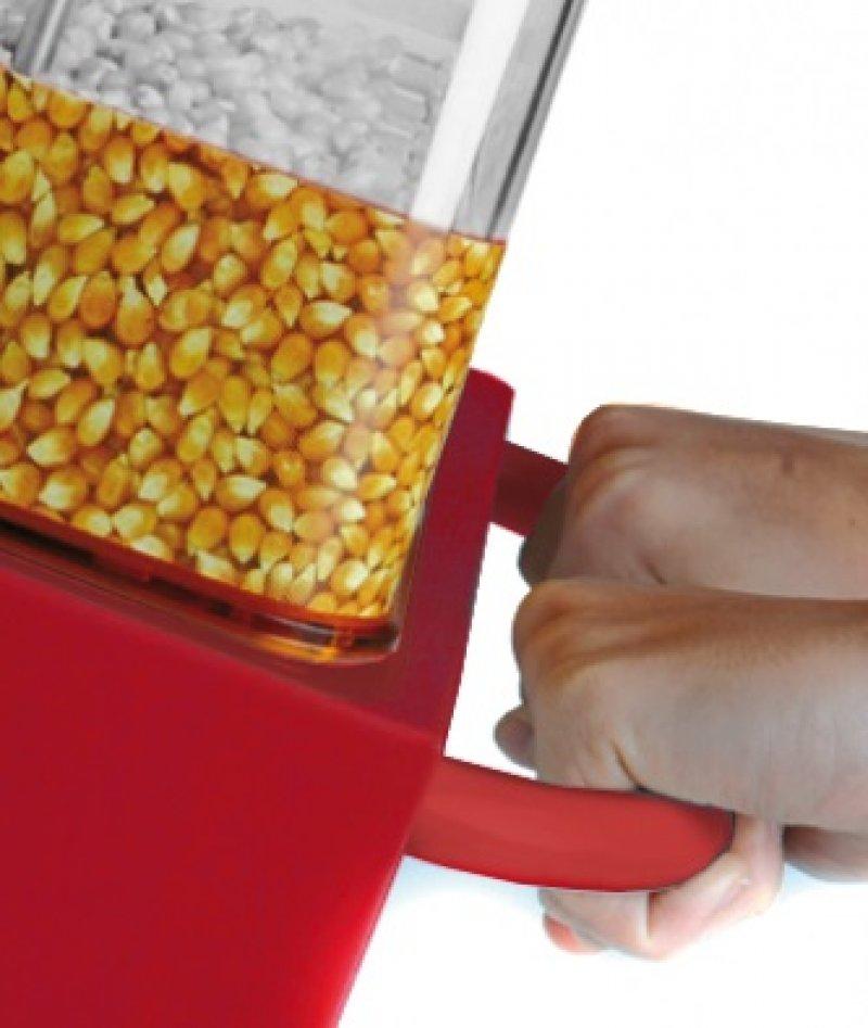 Máquina vending de palomitas: gran beneficio y reclamo para su negocio.