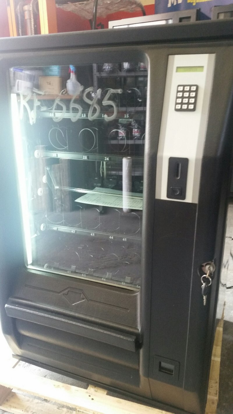 maquina vending Fas baby