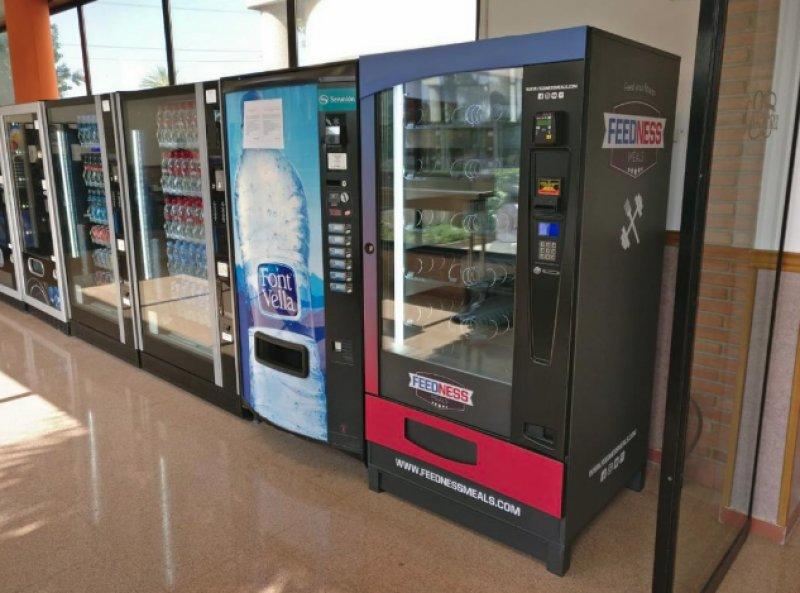 Máquina Vending GPE drx50