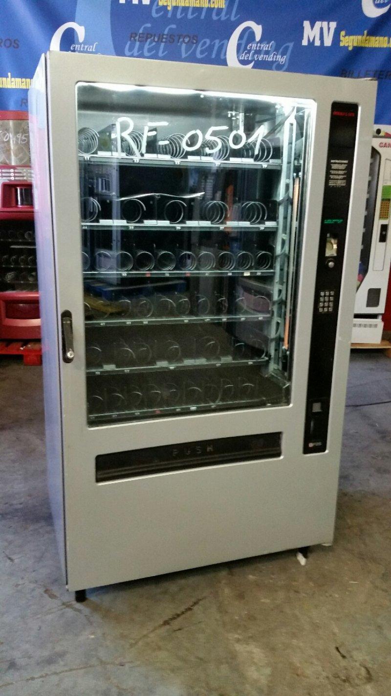 Maquina vending para snack y bebidas frias Fas L lux