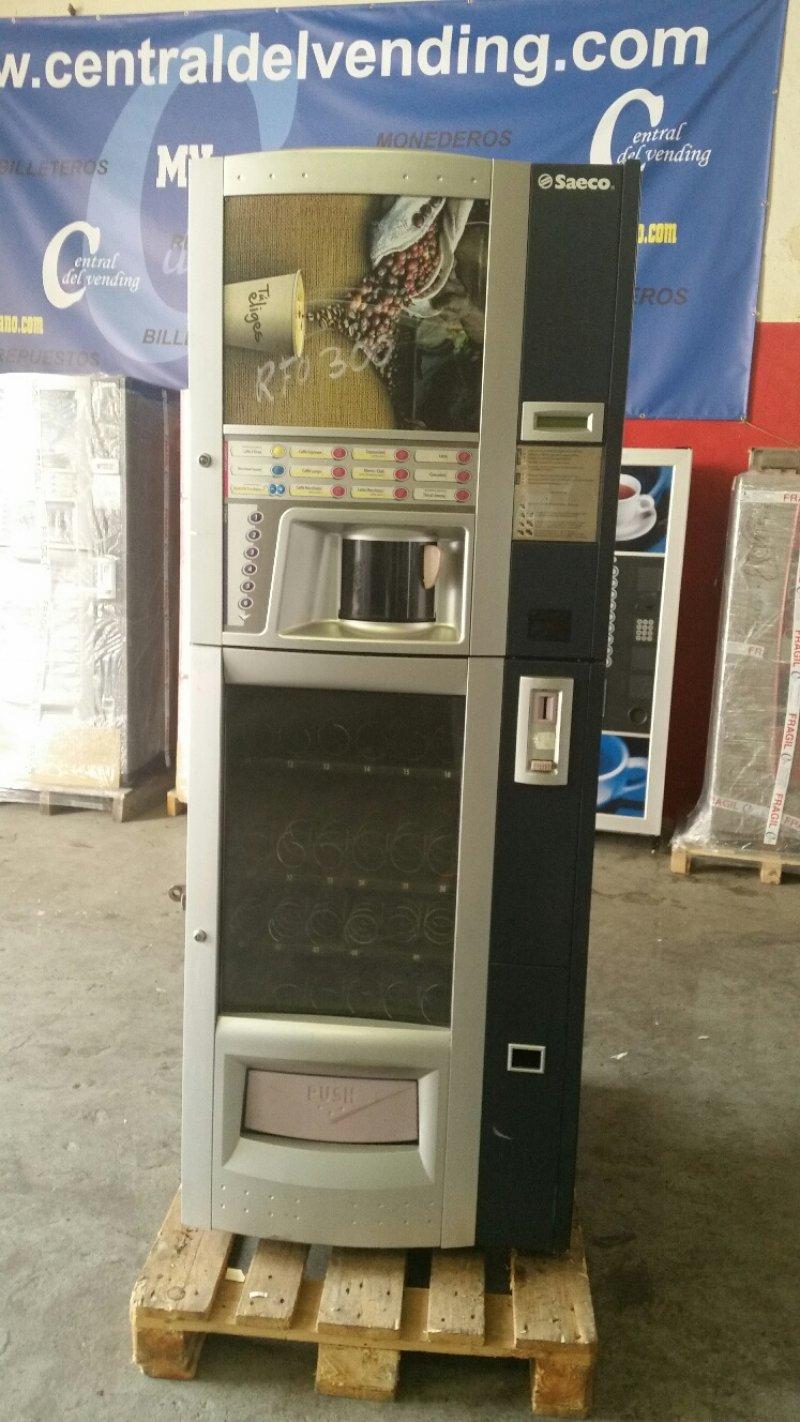 Maquina vending saeco combi