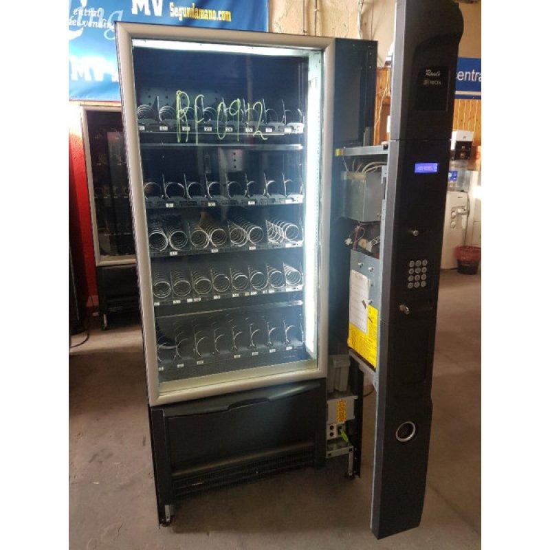 Maquina vending snack y bebidas Necta Rondo