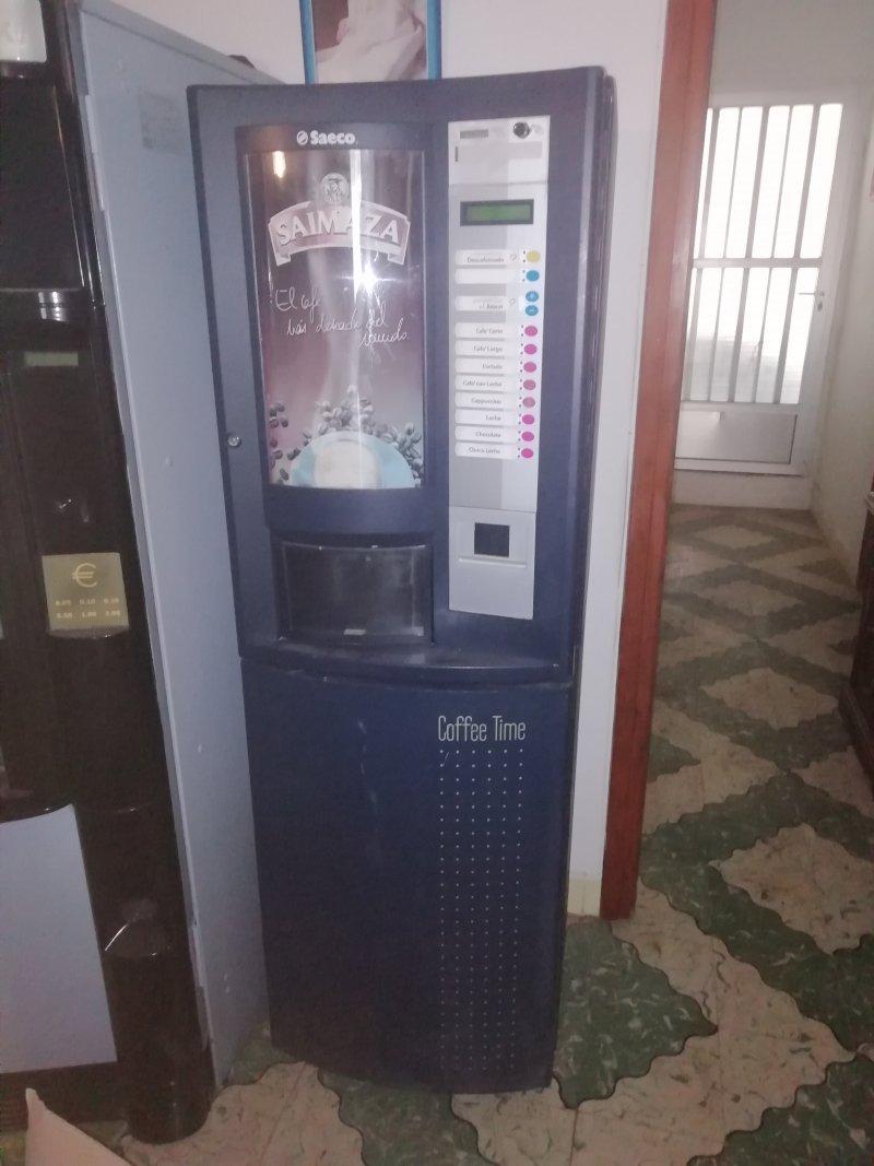 maquinas vending saeco dap5, dap7, dap5