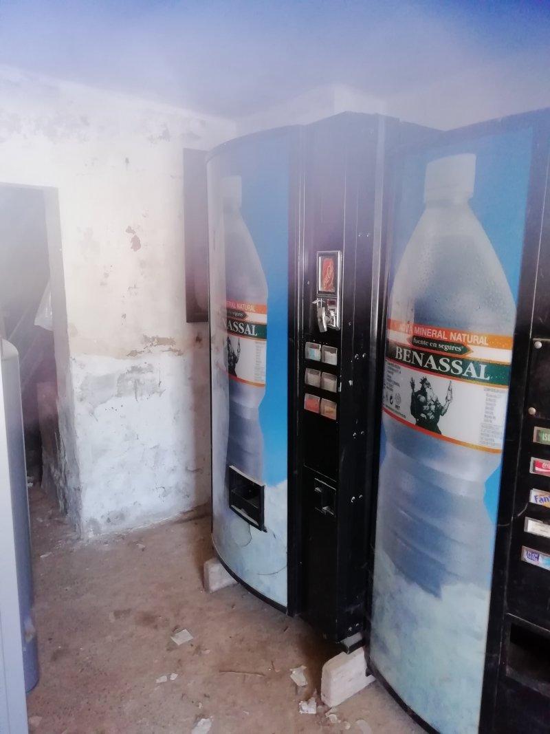 maquinas vending para bebidas frias