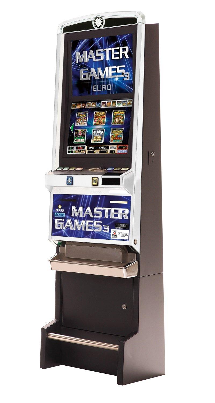MASTER GAMES 3 EURO