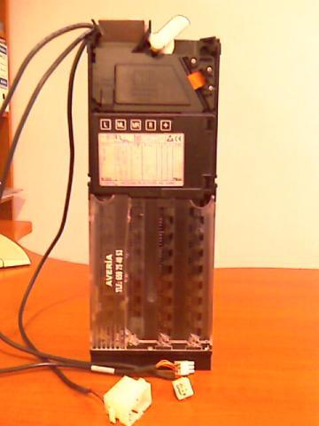 monedero ejecutivo + mdb NRI 4 tubos