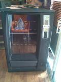 Maquina expendedora de bebida frias y snack