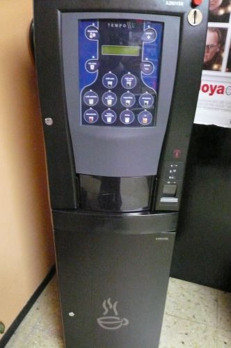 Maquina de café Azkoyen tempo L