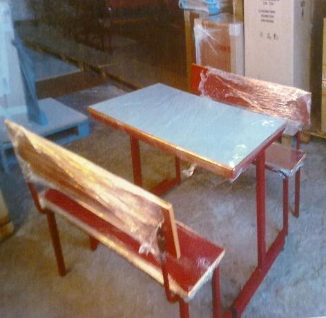 Mesas para salas de descanso o comedores