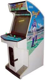 video consola de futbol