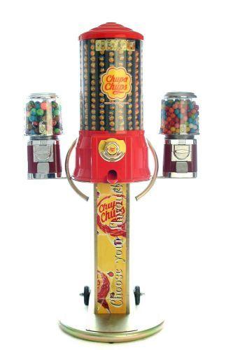 GRAN OPORTUNIDAD!! 3 Maquinas de Chupa-Chups por 200€