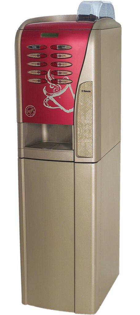 Máquina automática de café Saeco Rubino 200