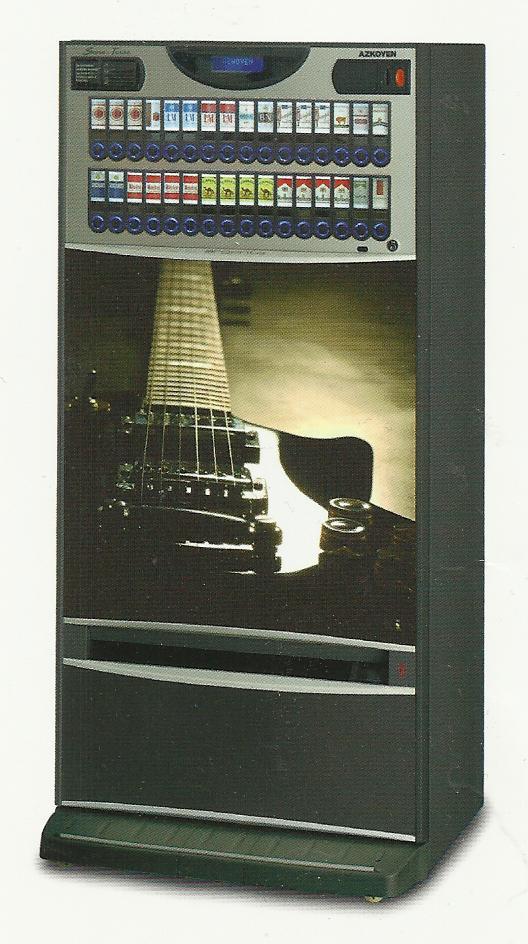Maquinas de tabaco