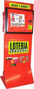 Terminal Multifunción TM-2 loterías, bonolotos, eurolotos, quinielas, recargas de telefon