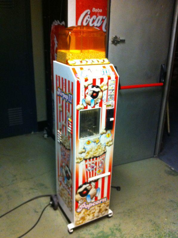 Máquina de palomitas